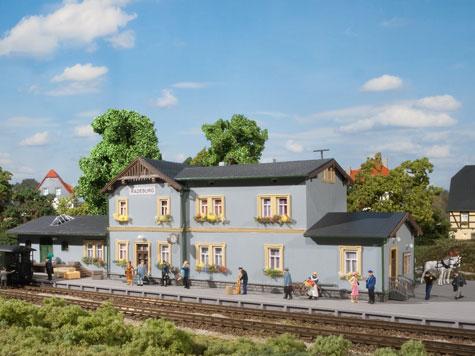 Вокзал Radeburg