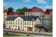 Вокзал Klingenberg-Colmnitz