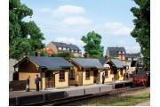 Остановочный пункт Obergittersee