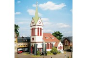 Небольшая городская церковь