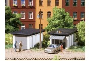 Два бетонных гаража