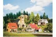 Стартовый набор Деревня Waldkirchen
