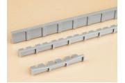 Элемент боковой стенки платформы высотой 7 мм