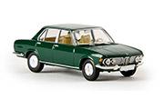Автомобиль BMW 2500, зеленый