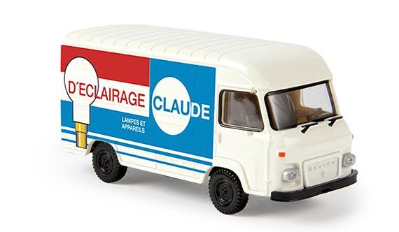 """Фургон Saviem SG2 Kasten """"Claude Declairage"""""""