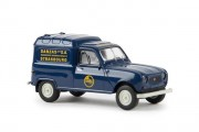 "Автомобиль Renault R4 ""Danzas Strasbourg"""