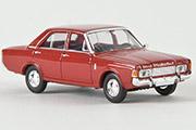 Автомобиль Ford 17m (P7b), красный