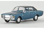 Автомобиль Ford 26m (P7b), синий металик