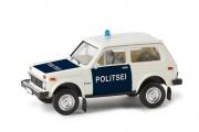 """Автомобиль ВАЗ-2121 Нива, """"Politsei"""""""