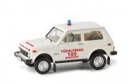 "Автомобиль ВАЗ-2121 Нива, ""Feuerwehr Budapest"""