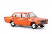 Автомобиль Volvo 144, оранжевый