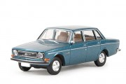 Автомобиль Volvo 144, синий металик