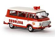 "Фургон Barkas B 1000 PP ""Berolina"""