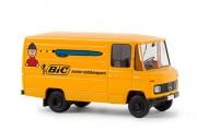 """Фургон Mercedes Benz L 406 D """"BIC"""""""