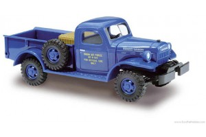 Автомобиль Dodge Power Wagon