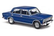 Автомобиль ВАЗ-2103 Жигули. Синий