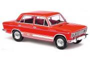 Автомобиль ВАЗ-2103 Жигули. Красный