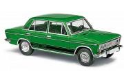 Автомобиль ВАЗ-2103 Жигули. Зеленый