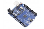 Контроллер UNO R3 ATmega328p CH340 USB-B Arduino совместимый