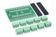 Шилд конвертор портов на терминальные адаптеры