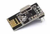 Радио-модуль NRF24L01 2.4GHz SPI