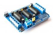 Драйвер мотора L293D шилд для Arduino UNO