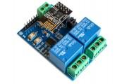WiFi ESP8266 Модуль Реле 5В, 2 канала