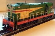 Дизельный локомотив ЧМЭ3-485, СЖД