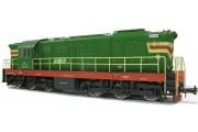 Дизельный локомотив ЧМЭ3-1465, СЖД
