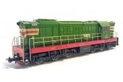 Дизельный локомотив ЧМЭ3-2916, СЖД