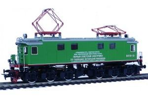 Электровоз ВЛ-19 01