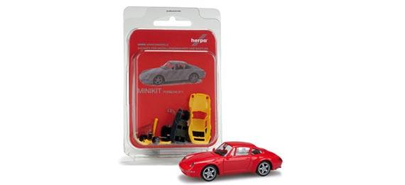 MiniKit Porsche 911 Carrera