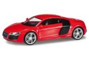 Автомобиль Audi R8, красный