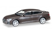 Автомобиль Audi A5, черный металик