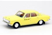 """Автомобиль ГАЗ-24 """"Такси"""", желтый"""