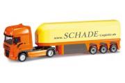 """Грузовой автомобиль DAF XF 105 SSC """"Schade Logistic"""""""