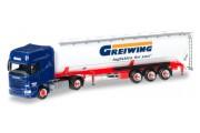 """Грузовой автомобиль Scania R TL ADR """"Greiwing"""""""