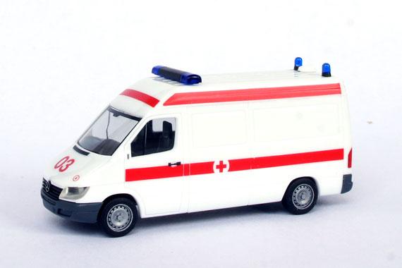 """Автомобиль Mercedes-Benz Sprinter """"Скорая помощь 03"""""""