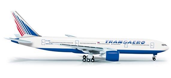 Самолет Boeing 777-200 Transaero