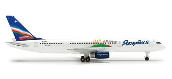 Самолет Boeing 757-200 Yakutia