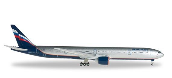 Самолет Boeing 777-300ER Aeroflot