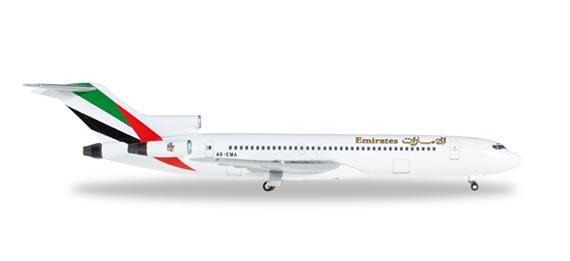 Самолет Boeing 727-200 Emirates