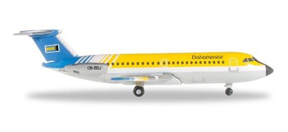 Самолет BAC 1-11-400 Bahamas Air