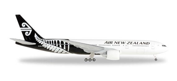 Самолет Boeing 777-200 Air New Zealand