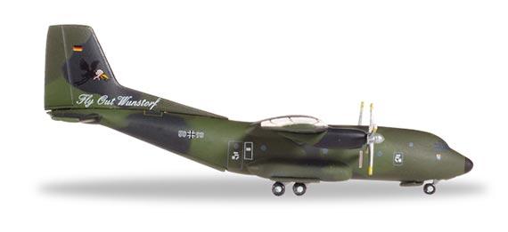 Самолет Transall C-160 Luftwaffe