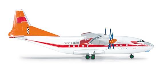 Самолет Antonov Ан-12 Aeroflot