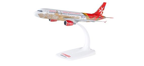 Самолет Airbus A320 Air Malta