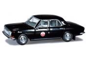 """Автомобиль ГАЗ-24 """"СА"""", черный"""