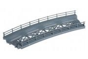 Мост радиусный, 18 см.