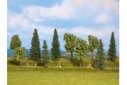 Смешанный лес, 10 шт, 10-14 см